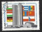 Sellos de Europa - Hungría -  25 años del Consejo de Ayuda Mutua Económica en 1974