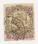 Stamps United Kingdom -  Comercio