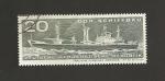 Stamps Germany -  Construcción de barcos