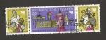Stamps Germany -  Encuentro para la paz mundial