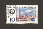 Sellos de Europa - Alemania -  Ciudad de Postdam