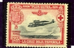Stamps Europe - Spain -  Pro Cruz Roja Española. Avion Plus Ultra
