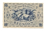 Stamps : Europe : France :  Francia Libre