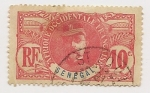 Stamps : Africa : Senegal :  Definitivos