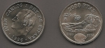 monedas del Mundo : Europa : España :  250 Aniversario de Goya - La Maja vestida
