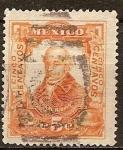 Sellos de America - México -  Centenario del Movimiento Primera Independencia. M. Hidalgo.
