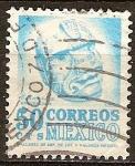 Sellos del Mundo : America : México : Jefe Veracruz.