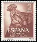 Sellos de Europa - España -  ESPAÑA SEGUNDO CENTENARIO Nº 1140 ** 2P CASTAÑO ROJZO