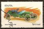 Sellos de Europa - Reino Unido -   Isotta Fraschini 1908 STAFFA-Escocia.