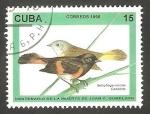 Sellos de America - Cuba -  Pájaro