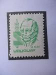 Stamps Uruguay -  General José Gervasio Artigas
