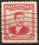 Sellos del Mundo : Asia : Filipinas : Marcelo H.del Pilar(escritor, abogado y periodista).