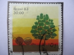 Sellos de America - Brasil -  Pesquisa Agropecuaria