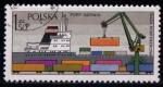 Sellos de Europa - Polonia -  2309  Puertos polacos