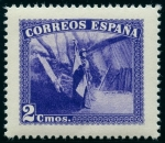 Sellos de Europa - España -  ESPAÑA SH849A EN HONOR DEL EJERCITO Y LA MARINA