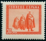 Stamps : Europe : Spain :  ESPAÑA SH849J EN HONOR DEL EJERCITO Y LA MARINA