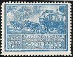 Sellos del Mundo : Europa : Austria : WIPA 1933
