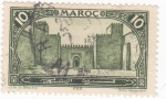 Stamps Morocco -  Fortaleza Néziére- FEZ