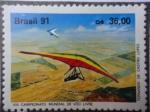 Stamps Asia - Brunei -  VIII Campeonato Mundial de Voo Libre