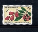 Stamps Republic of the Congo -  Connarus grittonianus