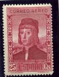 Stamps Spain -  Descubrimiento de America. Martín Alonso Pinzon