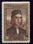 Stamps Europe - Spain -  Descubrimiento de America. Vicente Yañez Pinzon