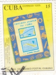 Stamps Cuba -  30 aniversario del Museo Postal cubano