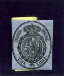Stamps Europe - Spain -  Escudo de España