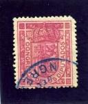 Stamps Europe - Spain -  Escudo de España. Congreso de los diputados