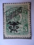 Sellos de America - Uruguay -  República Oriental del Uruguay -Ecudo-Franquicia Postal