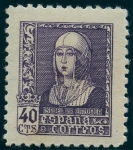 Stamps Spain -  ESPAÑA 858 ISABEL LA CATOLICA