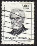 Sellos del Mundo : America : Argentina : Guillermo Brown
