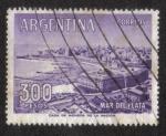 Stamps Argentina -  Mar del Plata