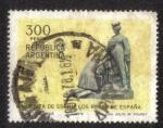 Sellos del Mundo : America : Argentina : Visita de SS.MM. Los Reyes de España
