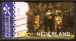 Sellos del Mundo : Europa : Holanda : La Ronda de Noche de Rembrandt (correo urgente)