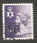 Stamps United Kingdom -  850 - Emisión regional de Irlanda del Norte, Elizabeth II