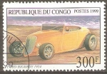 Sellos de Africa - República del Congo -  FORD  HIGHBOY  1934