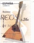Stamps Spain -  Badalaica  (8)