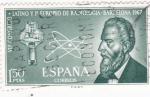 Stamps Spain -  VII Congreso Latino y I Europeo de Radiología en Barcelona  (8)