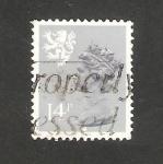 Stamps United Kingdom -  983 - Elizabeth II, emisión regional de Escocia