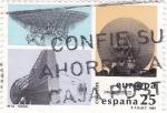 Sellos de Europa - España -  EUROPA CEPT- Insta-Nasa  (8)