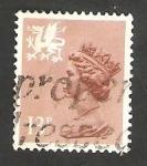 Sellos de Europa - Reino Unido -  1153 - Emisión regional de Pais de Gales, Elizabeth II