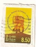 Stamps Sri Lanka -  40 aniversario de independencia