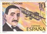 Sellos de Europa - España -  Benito Loygorri- aviador   (8)