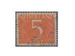 Sellos del Mundo : Europa : Holanda : Holanda 5 cts