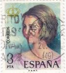 Sellos del Mundo : Europa : España : Reina Sofía  (8)