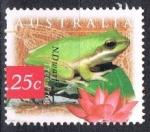 Sellos del Mundo : Oceania : Australia : Rana