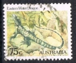 Sellos del Mundo : Oceania : Australia : Dragón de agua