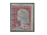 Sellos del Mundo : Europa : Francia : Francia 0,25