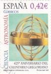 Stamps of the world : Spain :  425º Aniversario del Calendario Gregoriano  (8)